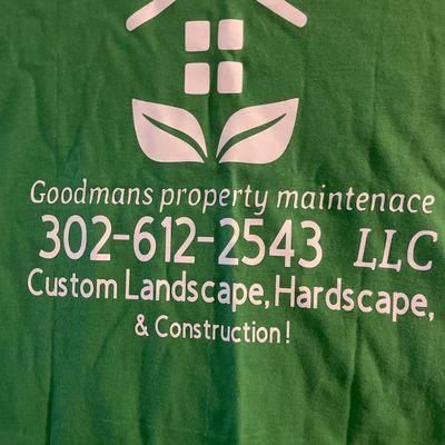 Avatar for Goodmans Property Maintenance LLC