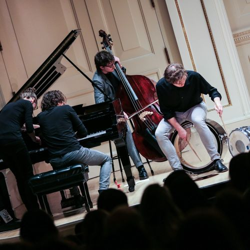 Carnegie Hall: Piano, songwriting, composition lessons with Ereksons