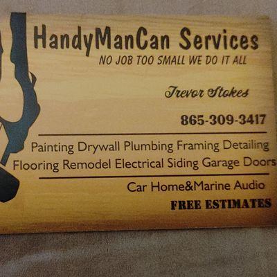Avatar for Handymancan Services