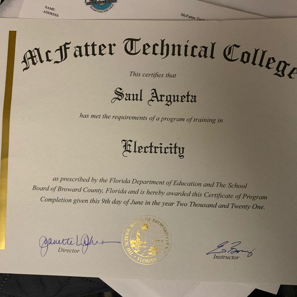 Saul's Electrical Service