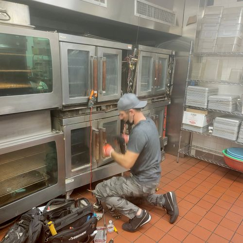 Commercial convection oven repair and service