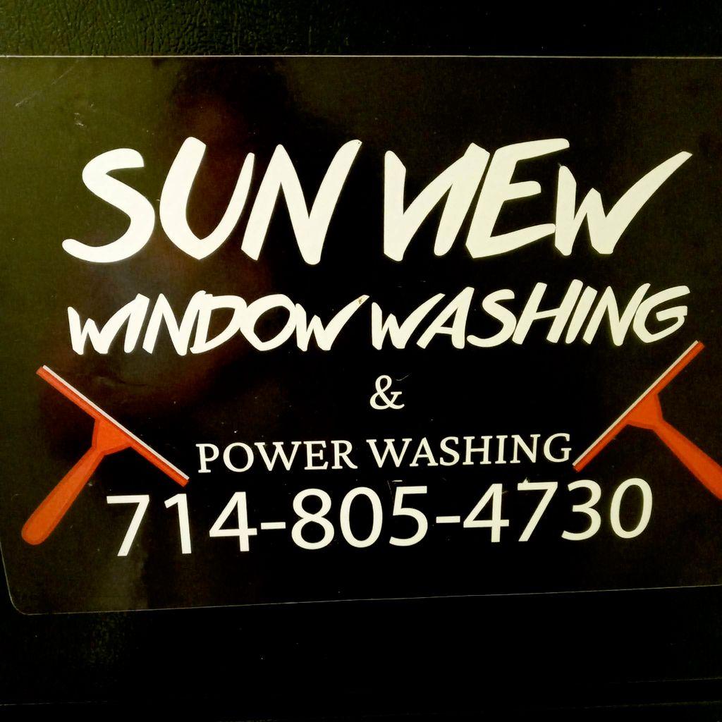 Sun View Window Washing