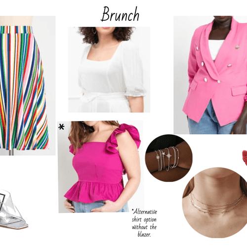 Client brunch options