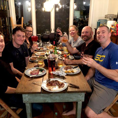 The NestEgg founding team
