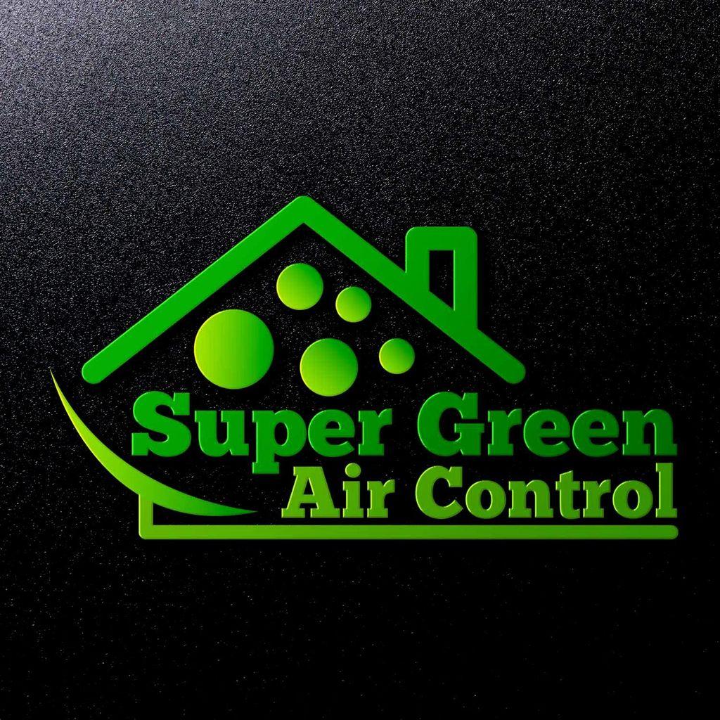 Super Green Air Control