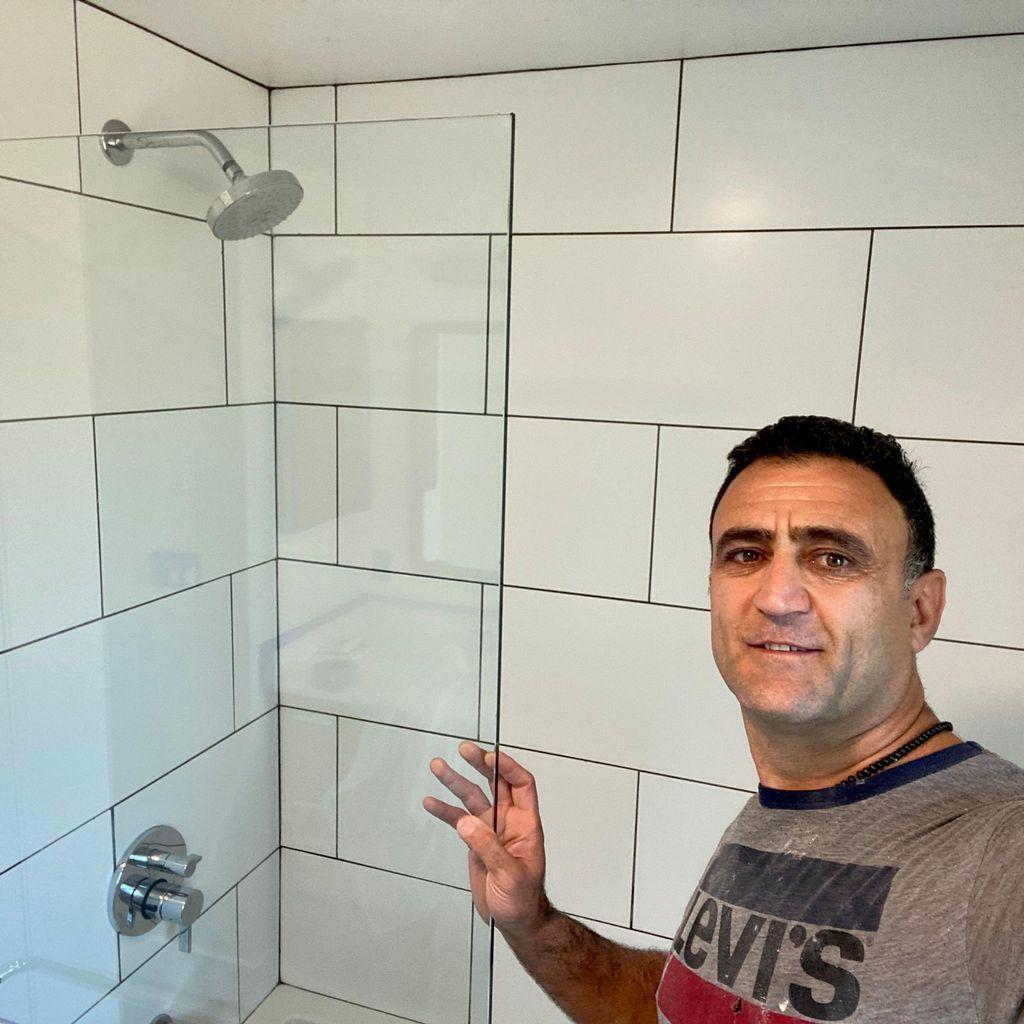 Hero- builder bathroom remodeling