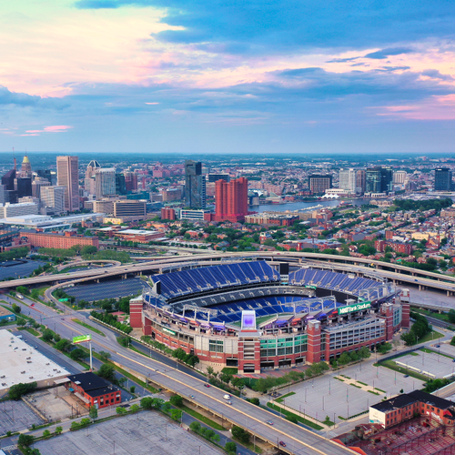 Drone Photography - Baltimore, MD