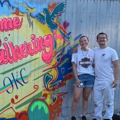 Roadrunner Murals (Grant & Kaylyn)