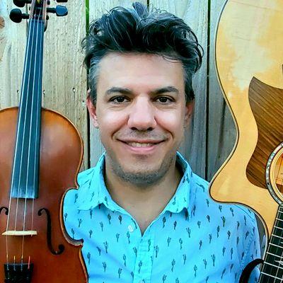 Avatar for Adam Easley - Violin & Guitar