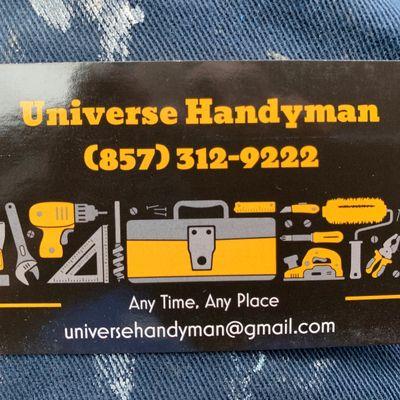 Avatar for Universe Handyman