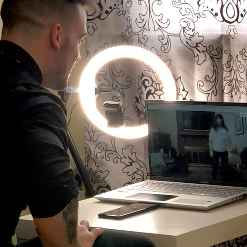 Virtual Private Dance lessons! You are too far away from us? No worries! This is the best way to learn even if we are not in the same place.