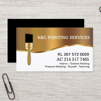 Avatar for K&C painting and cleaning services