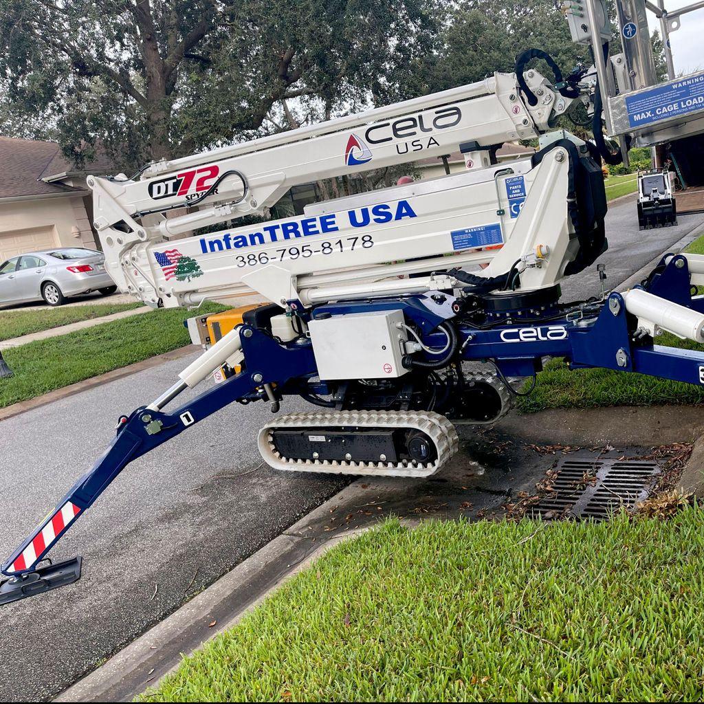 InfanTREE USA LLC (tree service)