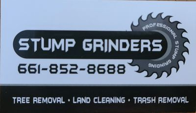 Avatar for Stump grinding and removal, trash removal