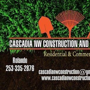 Avatar for Cascadia northwest maintenance & Construction