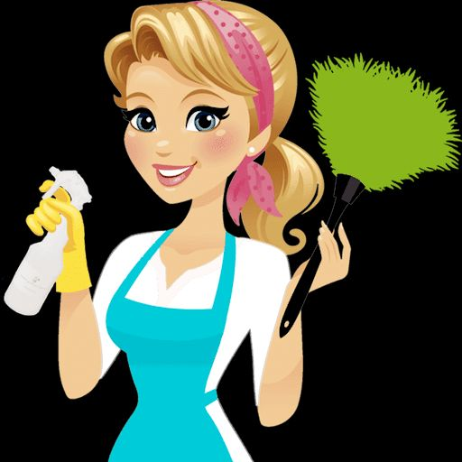 Linda's house cleaning services.