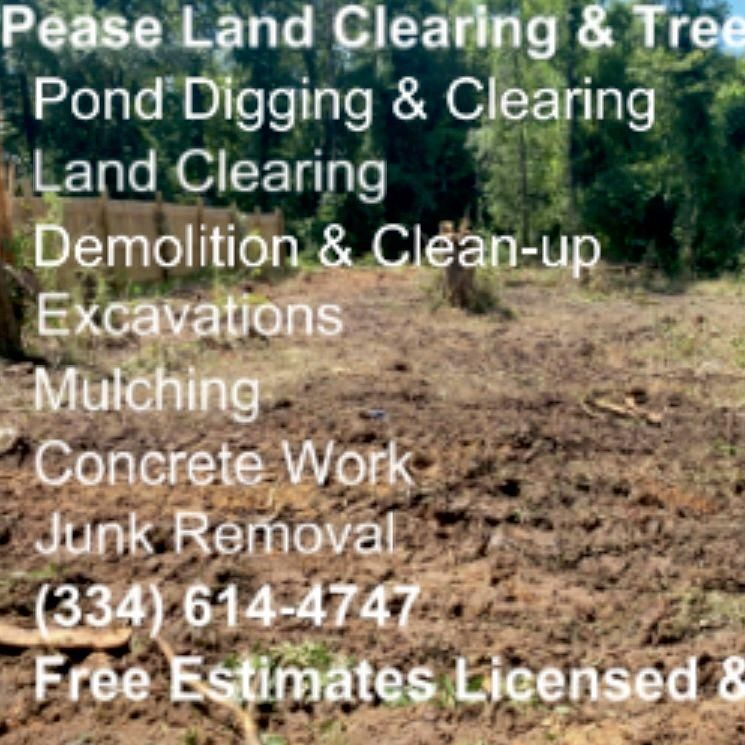 Pease Landclearing & Tree Removal