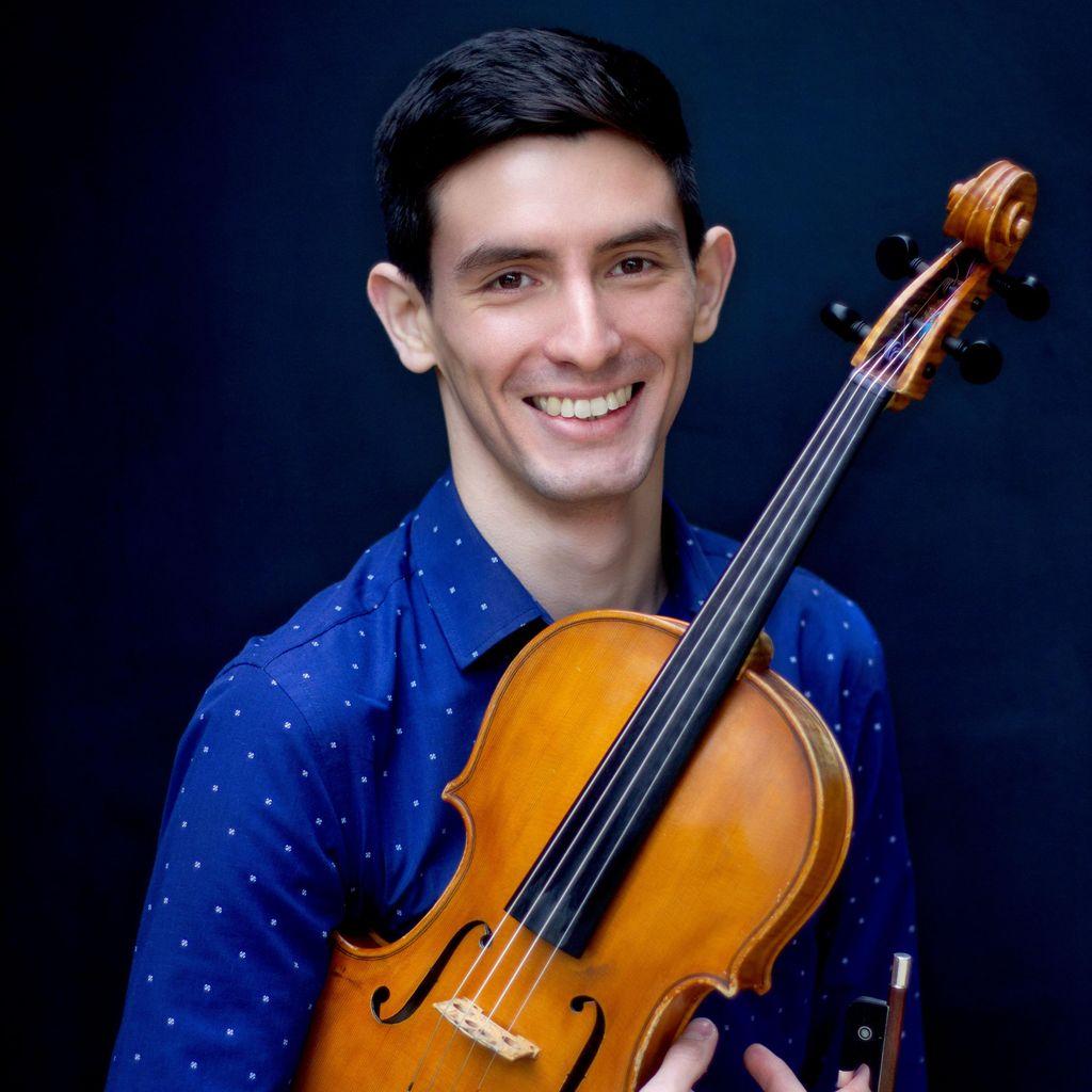 Sergio Muñoz - Viola/violin/music theory lessons
