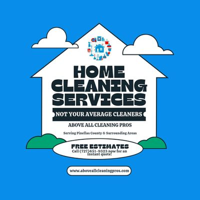 Avatar for Above All Cleaning Pros.