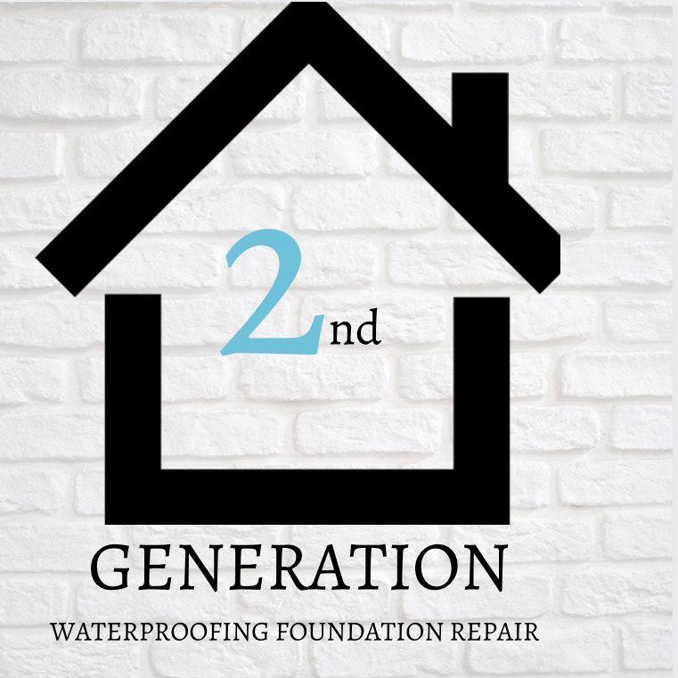 2nd Generation Waterproofing Foundation Repair