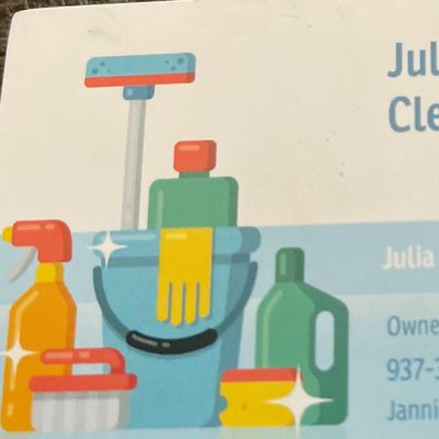 Avatar for Julia extra cleaning Llc.