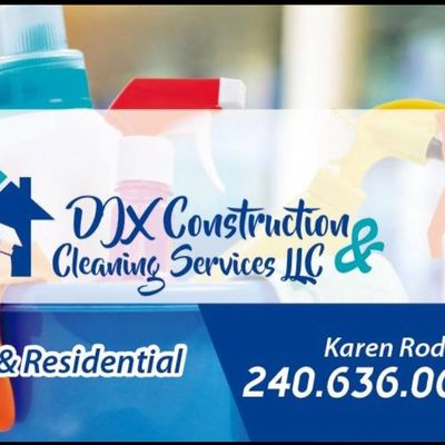 Avatar for DJX Construction & Cleaning Services LLC