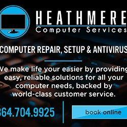 Heathmere Computer Services Greenville SC