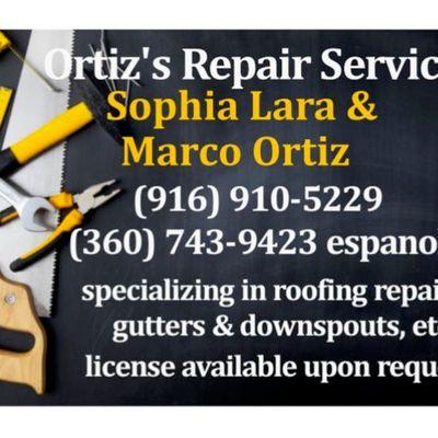 Avatar for Ortiz's Repair Services