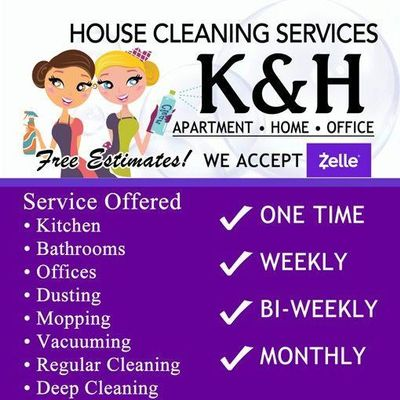 Avatar for K&H Cleaning Services