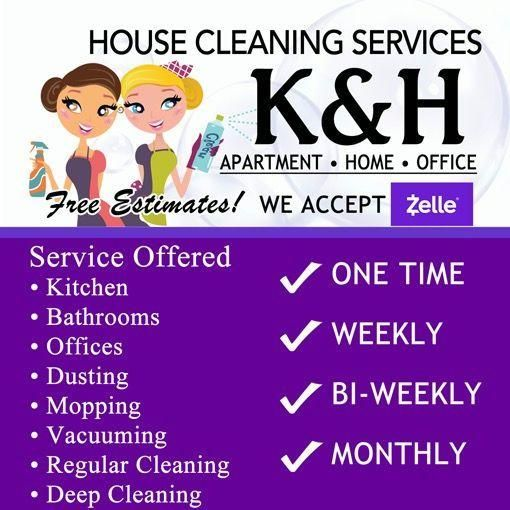 K&H Cleaning Services