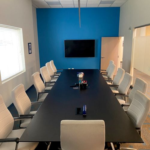 Conference rooms cleaning