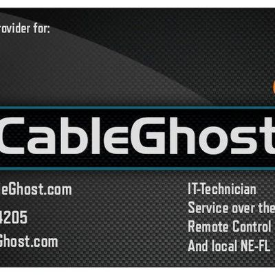 Avatar for CableGhost Tech services