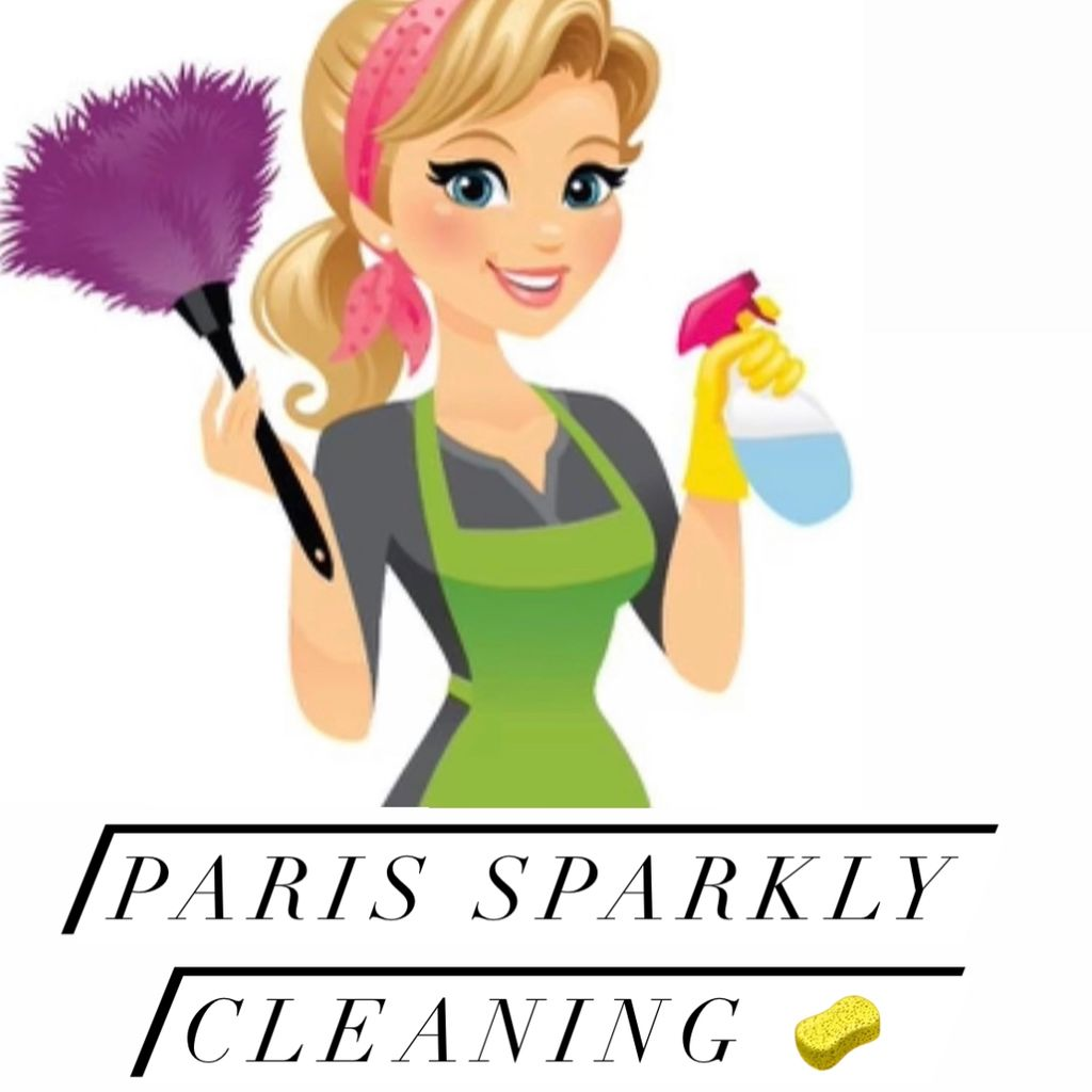 Paris sparkly cleaning