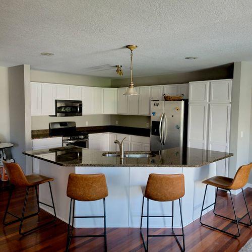 Kitchen Cabinets (Job Done)