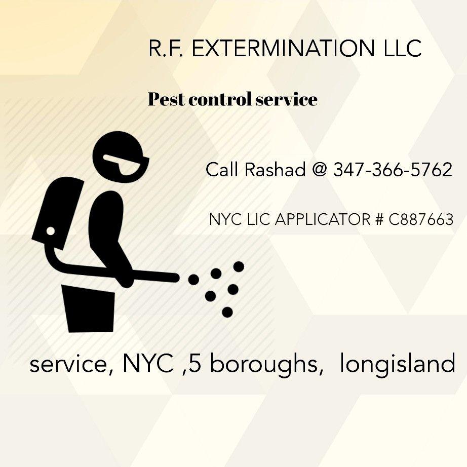 R.F.Extermination LLC
