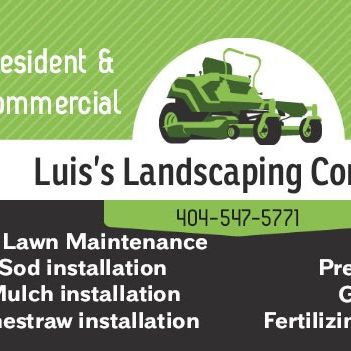 Avatar for Luis's landscaping company