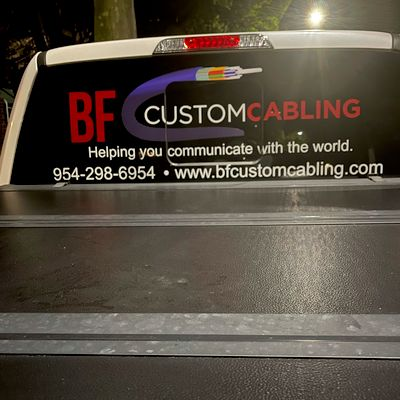 Avatar for BF Custom Cabling LLC