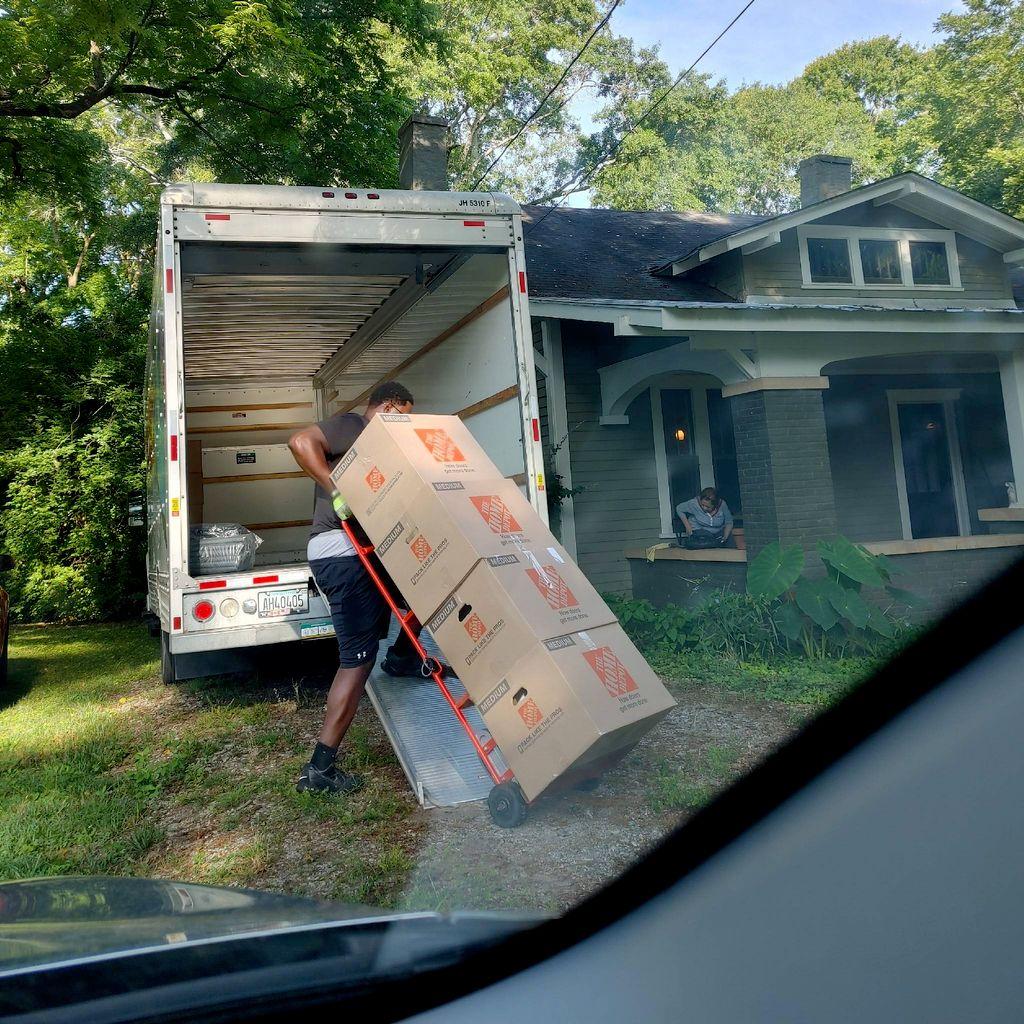 LETS GET YOU MOVING LABOR LLC