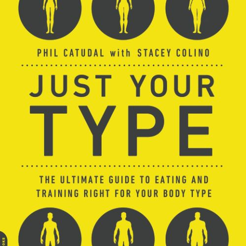 The cover for my book, Just Your Type, available wherever books are sold.