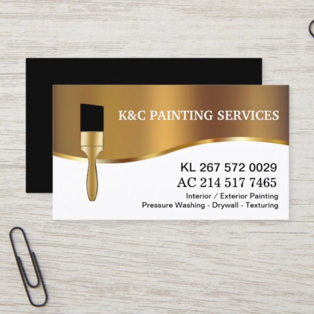 K&C painting and cleaning