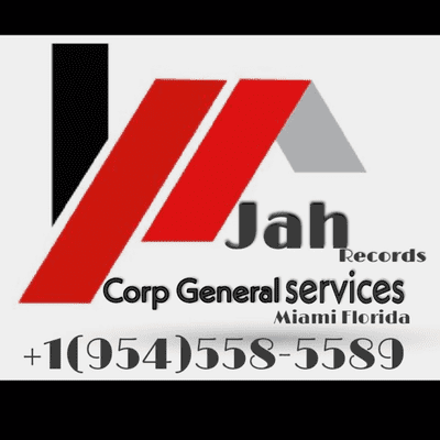 Avatar for Jah Récords Corp General services