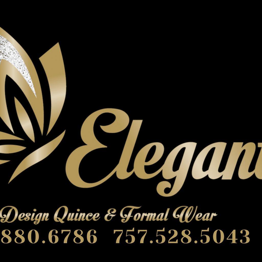 Elegant Design Quince & Formal Wear LLC