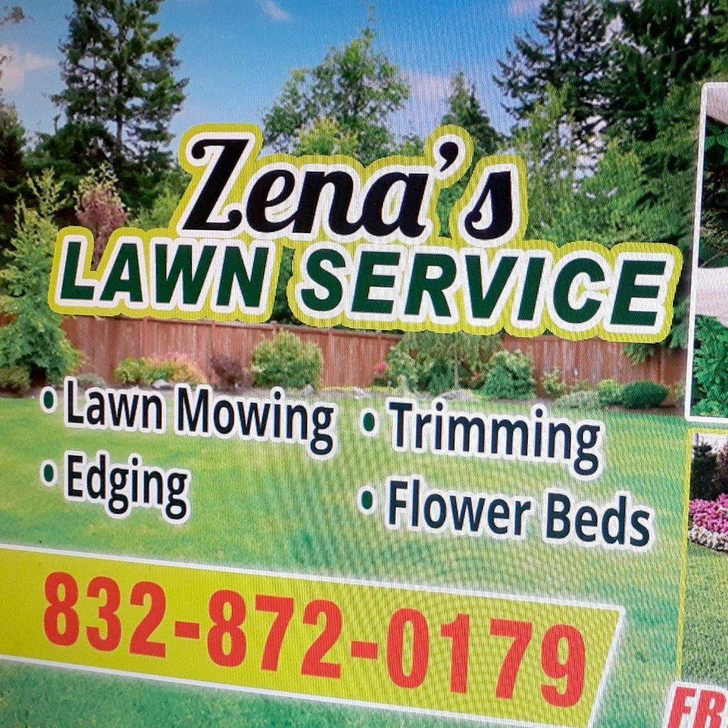 Zena's Lawn Service