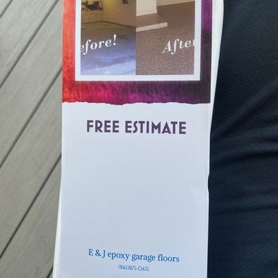 Avatar for E and J epoxy garage floors