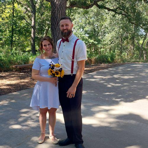 Mr. & Mrs. Michael Riemann