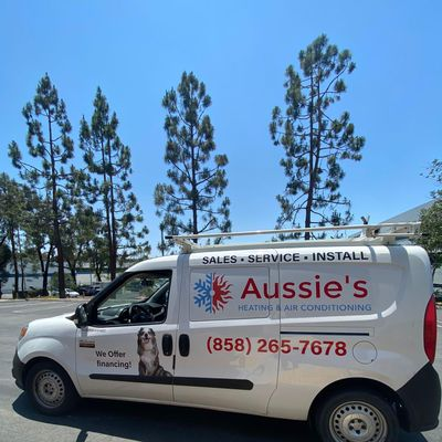 Avatar for Aussie's Heating & Air Conditioning