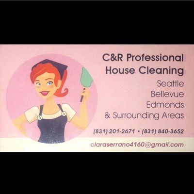 Avatar for C&R professional house cleaning