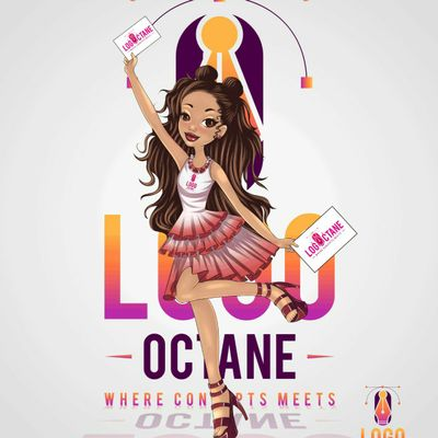 Avatar for LogoOctane | Logo, Graphics, Website