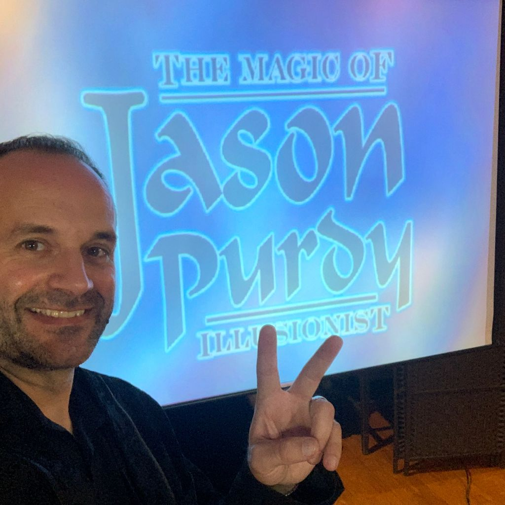 The Magic of Jason Purdy lllusionist
