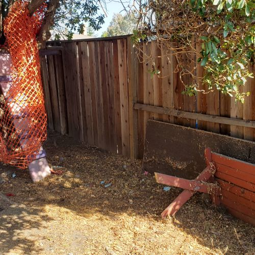 new fence install Antioch